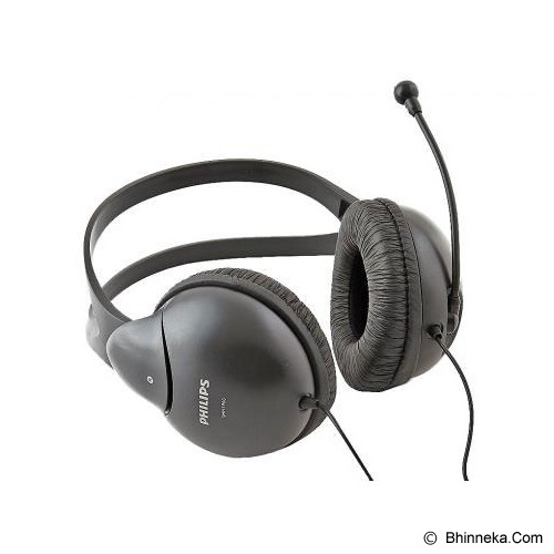 PHILIPS Headset PC [SHM 1900] - Headset Pc / Voip / Live Chat